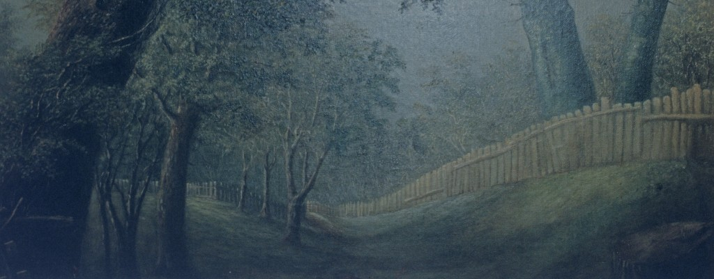 Detail of fence