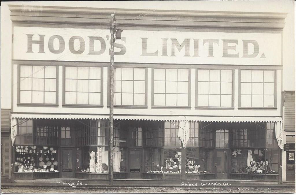 Frank Ross McMurry Hood Store