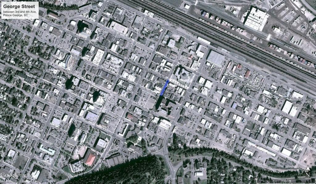 George Street Google Earth