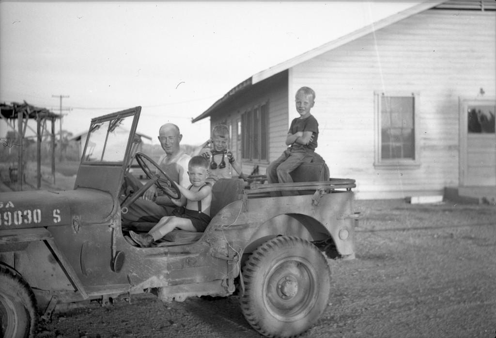 1946? Jeep 1