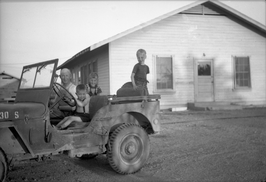 1946? Jeep 2